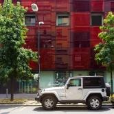 Edificio stecca - Frigoriferi Milanesi